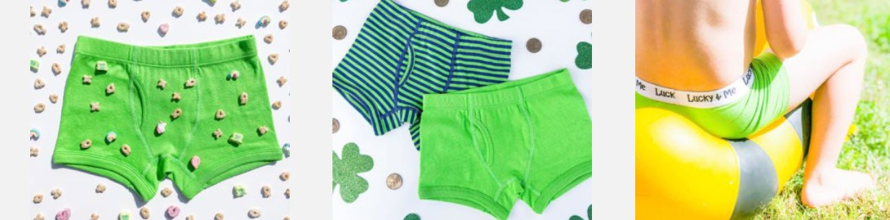 Kids Clothes Affiliate Programs - Lucky and Me stripe