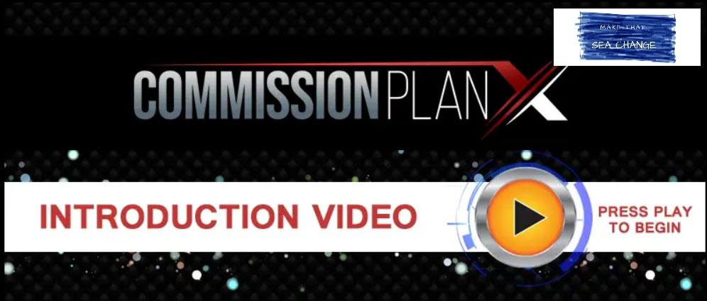 commission plan x review - header