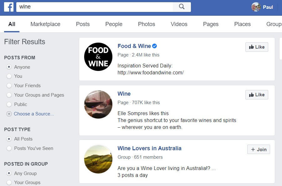 How to Sell Wine Online - FB