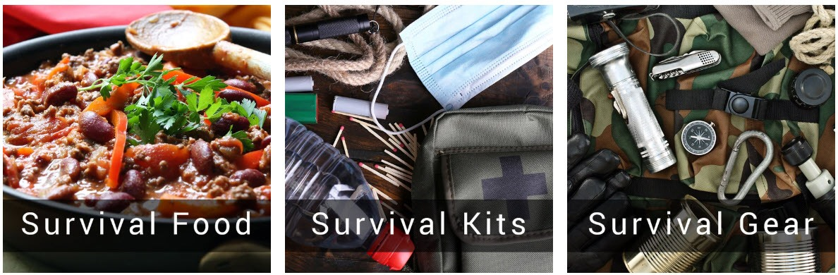 Survival Affiliate Programs - Survival Frog Stripe