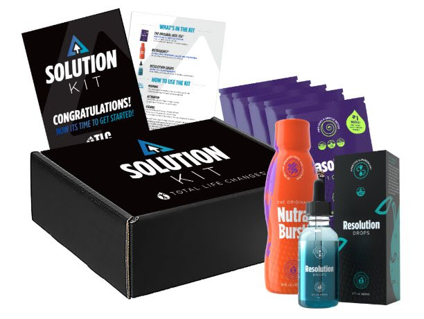 Total Life Changes MLM Review - Products