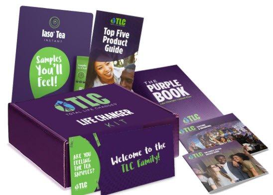 Total Life Changes MLM Review - Standards Starter Kit