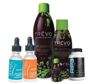 Trevo LLC MLM Review - products3