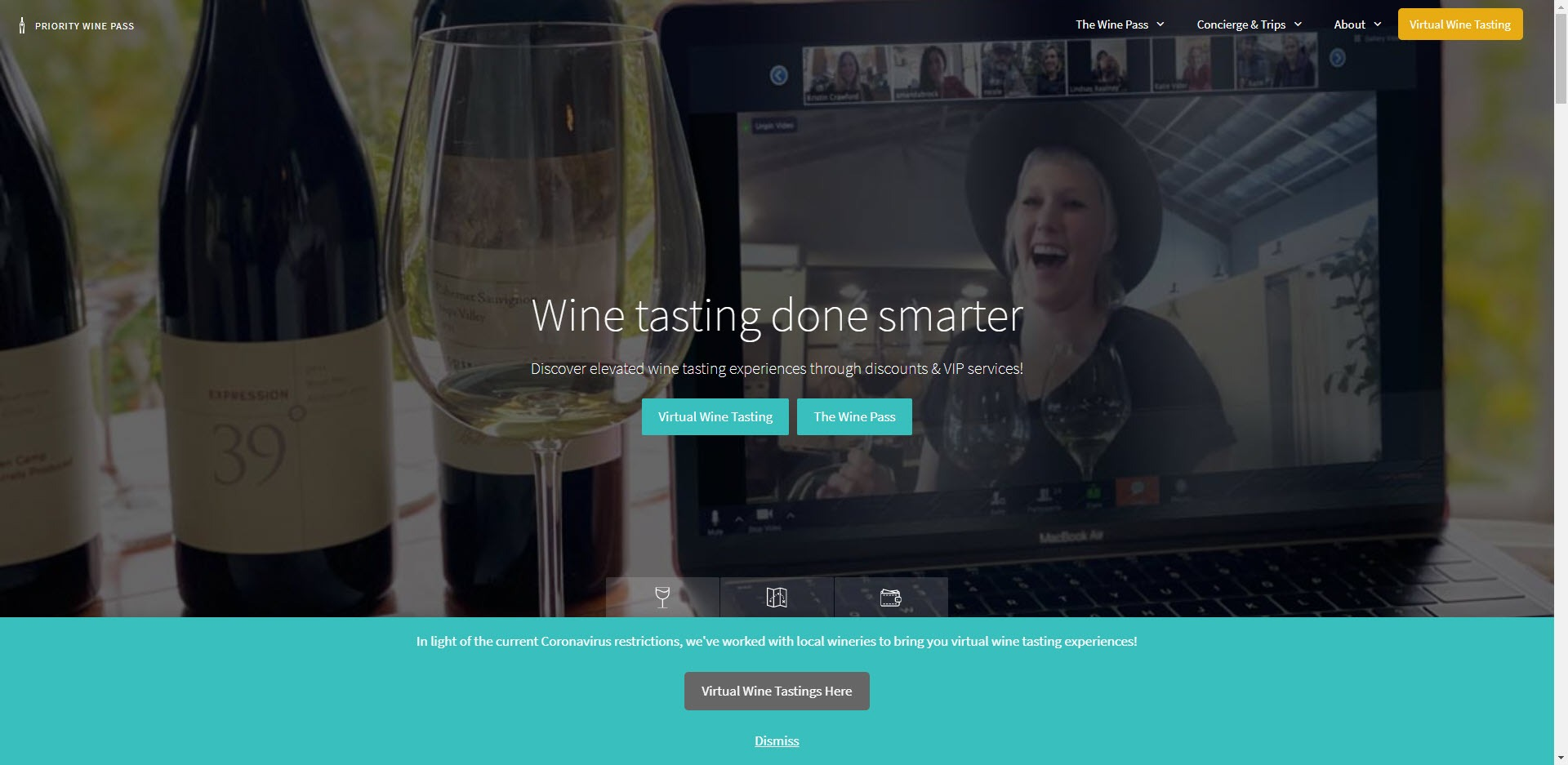 Wine Affiliate Programs - Priority Wine Pass