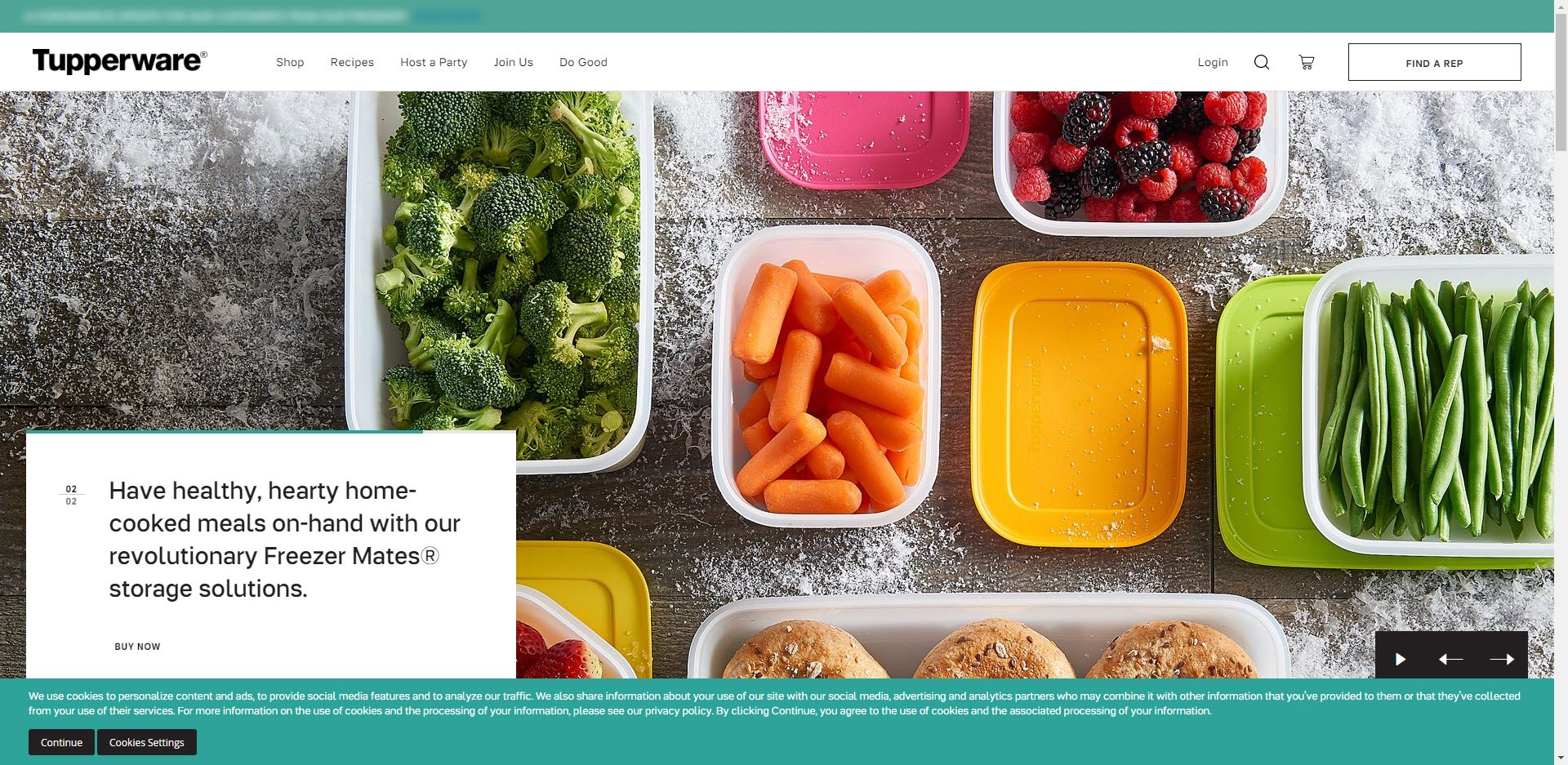 tupperware MLM Review - Home