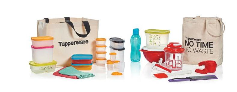 tupperware MLM Review - products