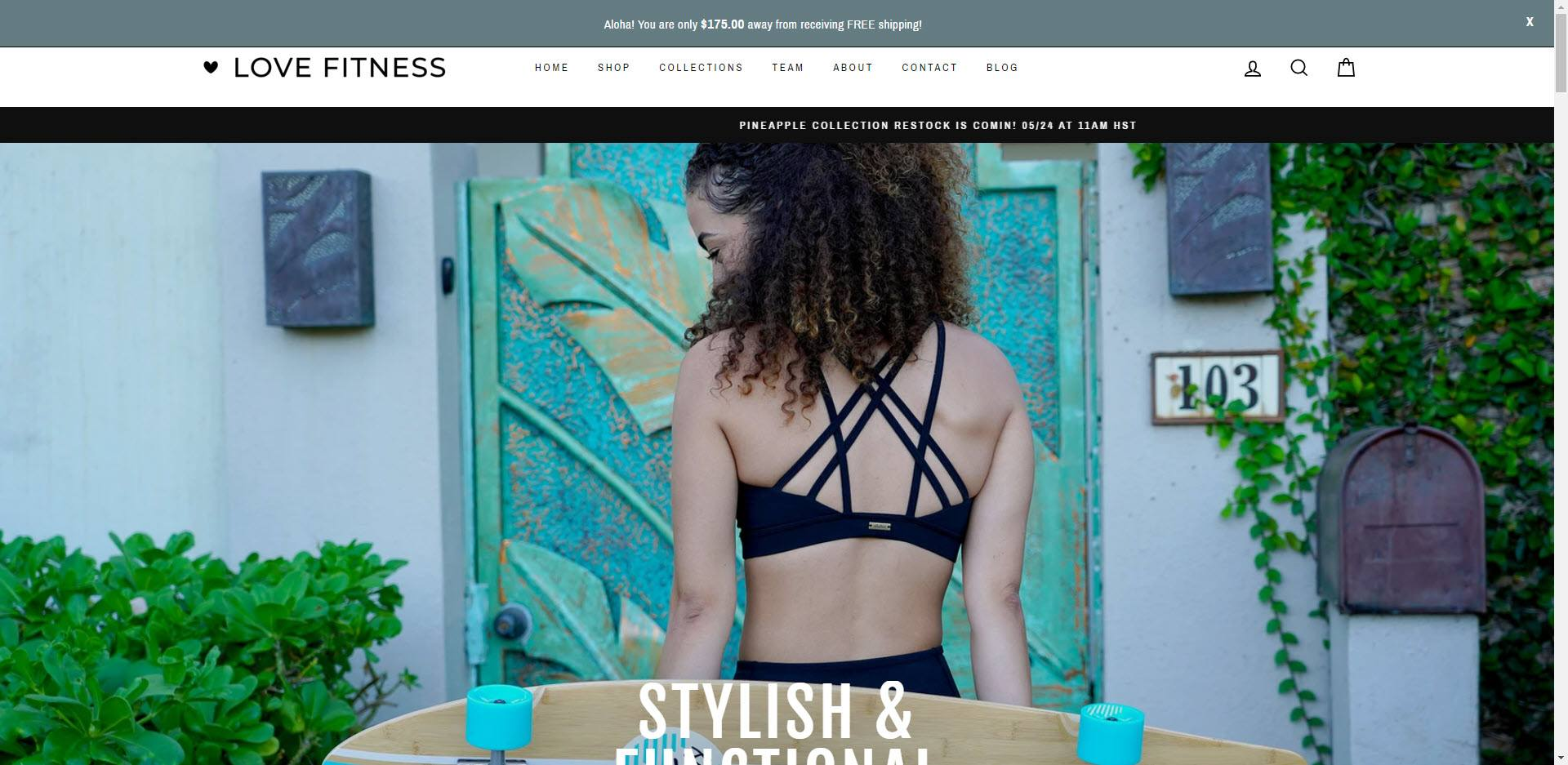 Activewear Affiliate Programs - Love Fitness