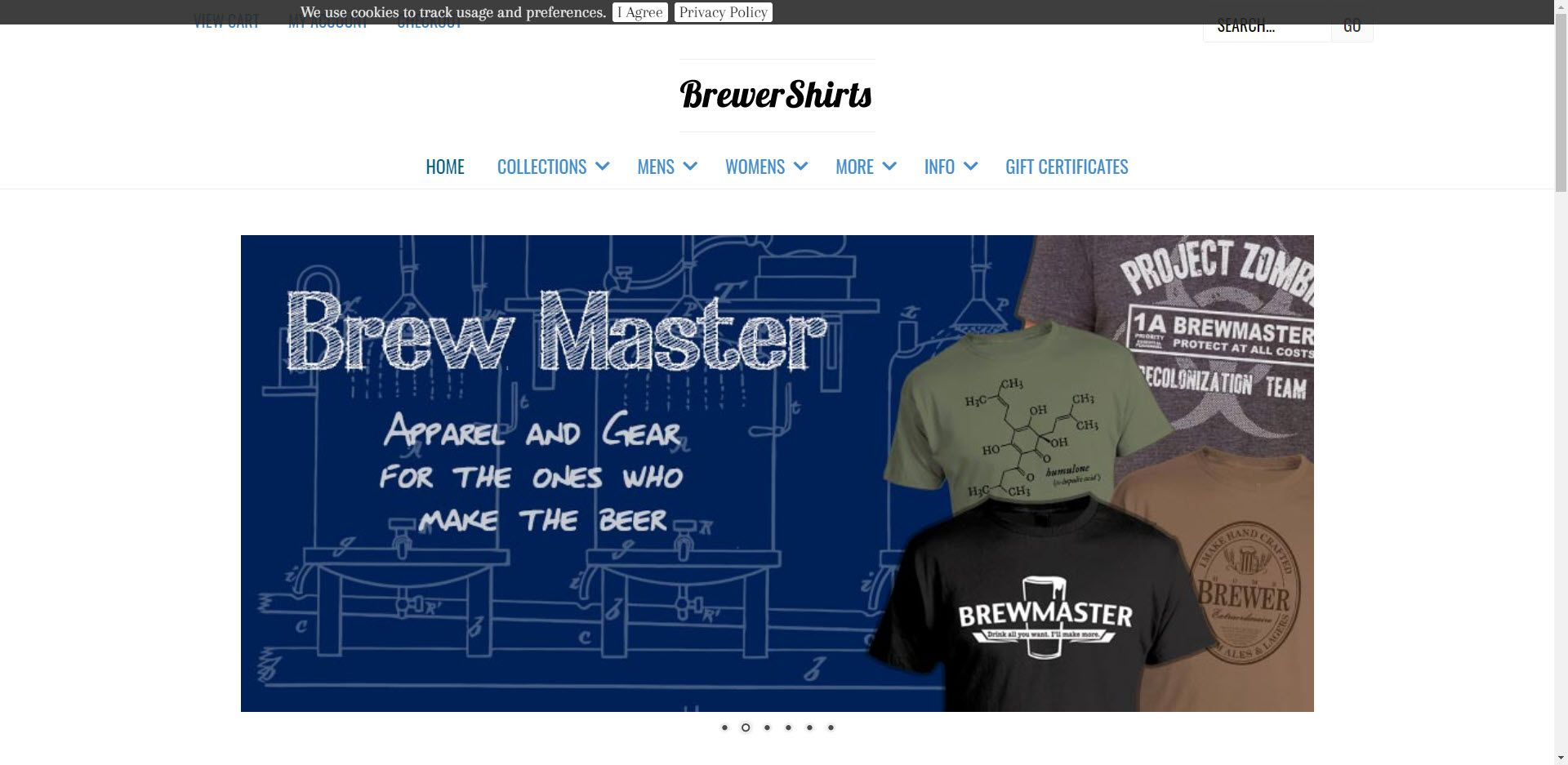 Beer affiliate programs - Brewmaster home