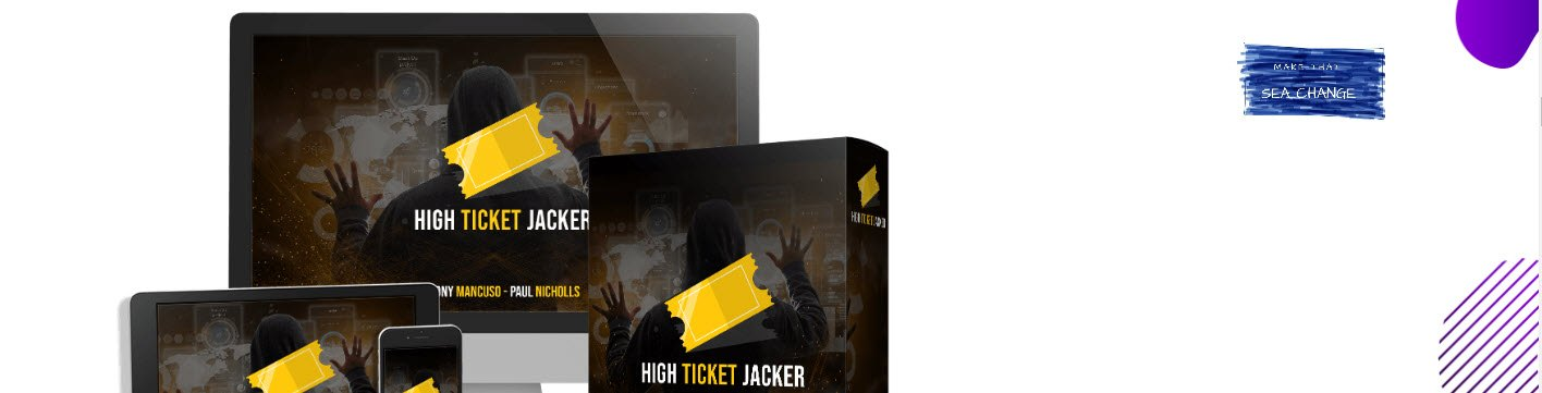 High Ticket Jacker Review - header