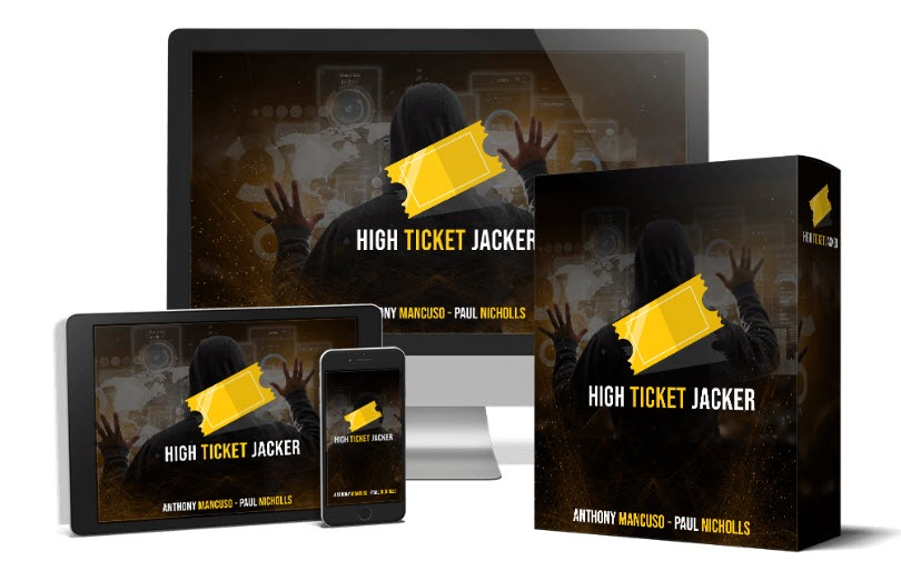 High Ticket Jacker Review - icon