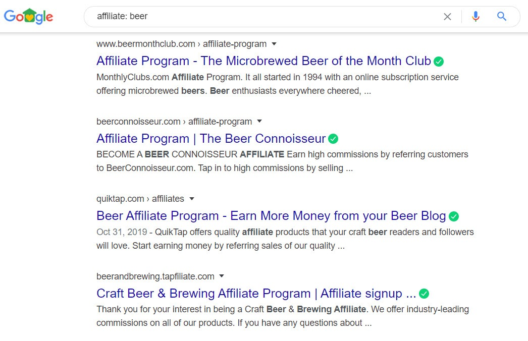 How To Sell Beer Online - Affiliate