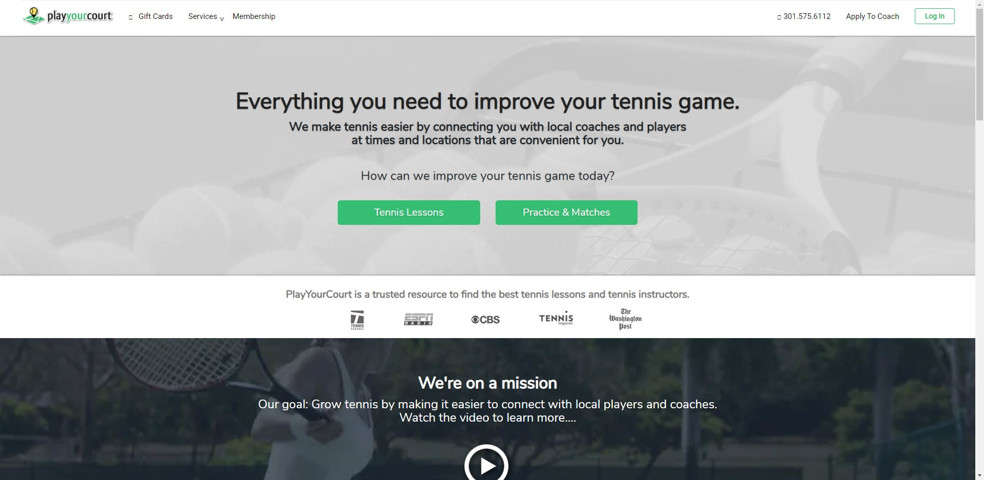 Sports Affiliate Programs - PlayYourCourt