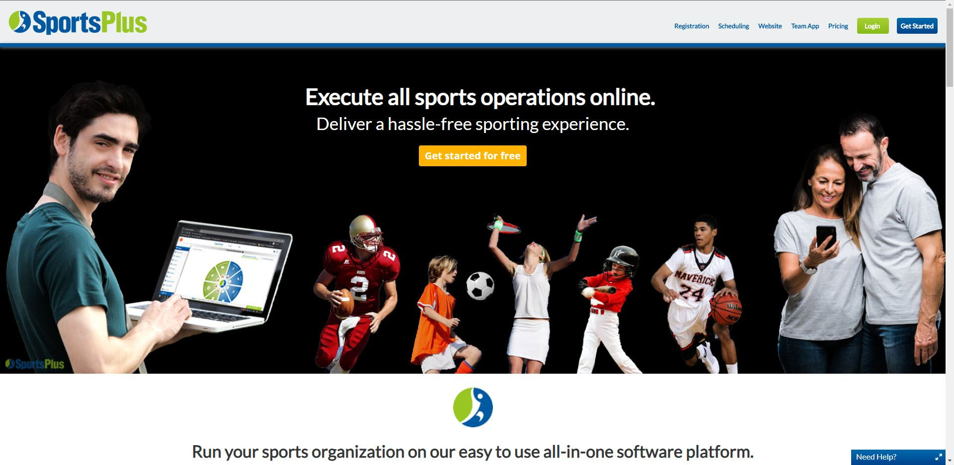 Sports Affiliate Programs - Sports Plus Home