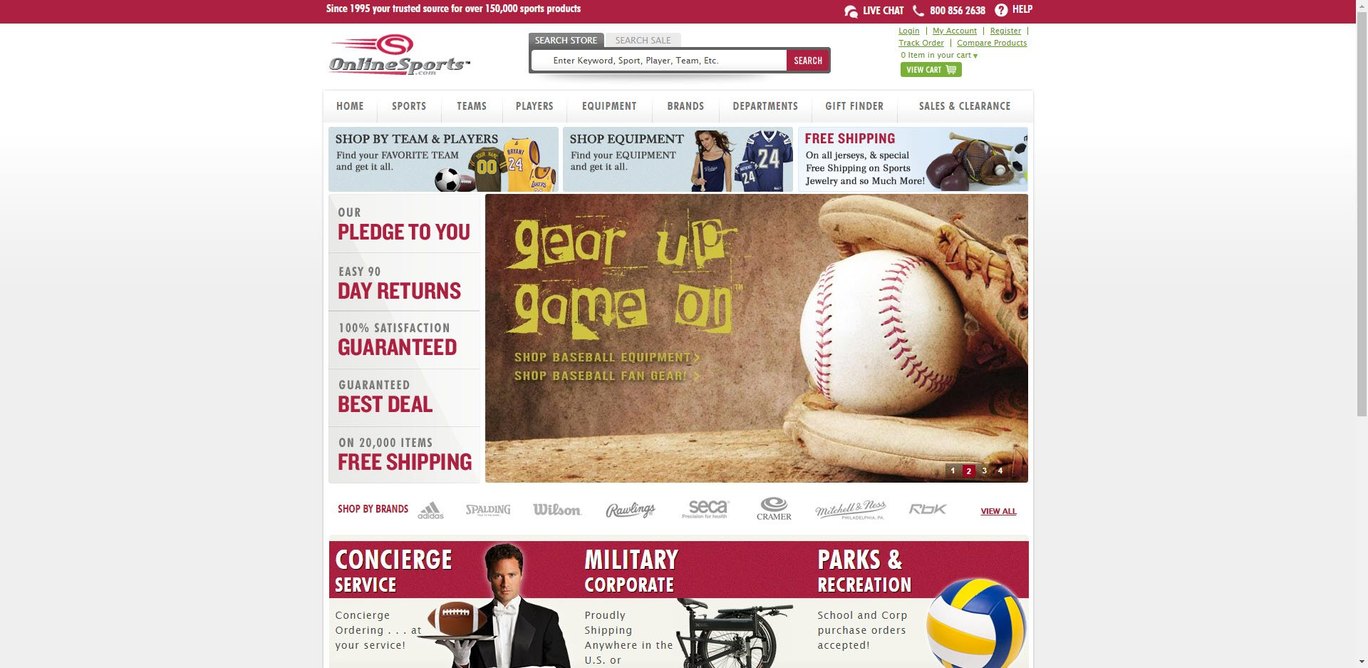 Sports Affiliate Programs - onlinesports home