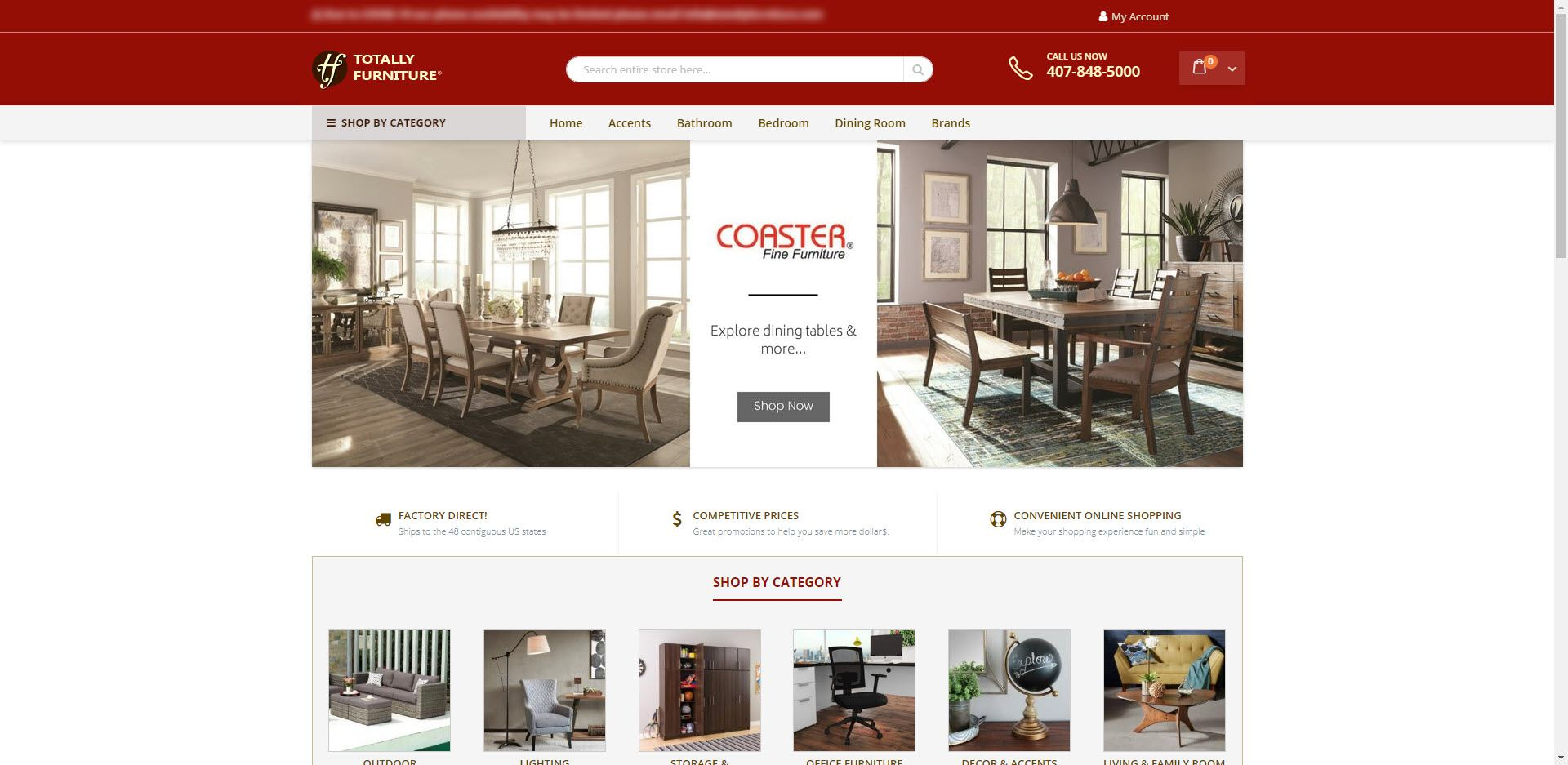 furniture affiliate programs - Totally Furniture Home
