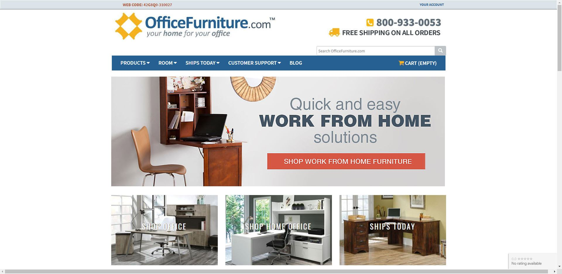 furniture affiliate programs - officefurniture home