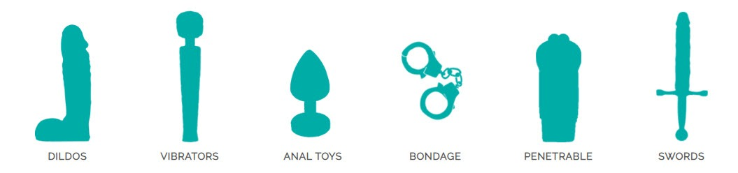Adult Affiliate Programs - Geeky Sex Toys stripe