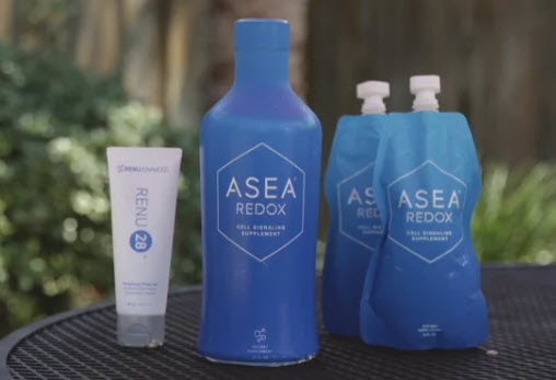 Asea MLM Review - Product 1