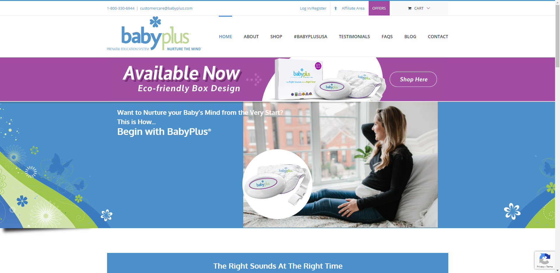 Maternity Affiliate Programs - Baby Plus