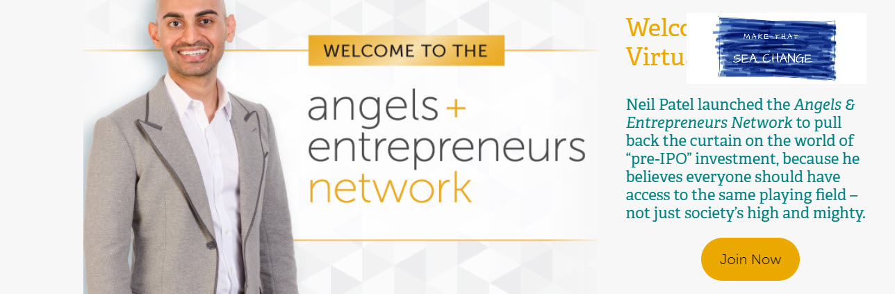 angels and investors review - Header
