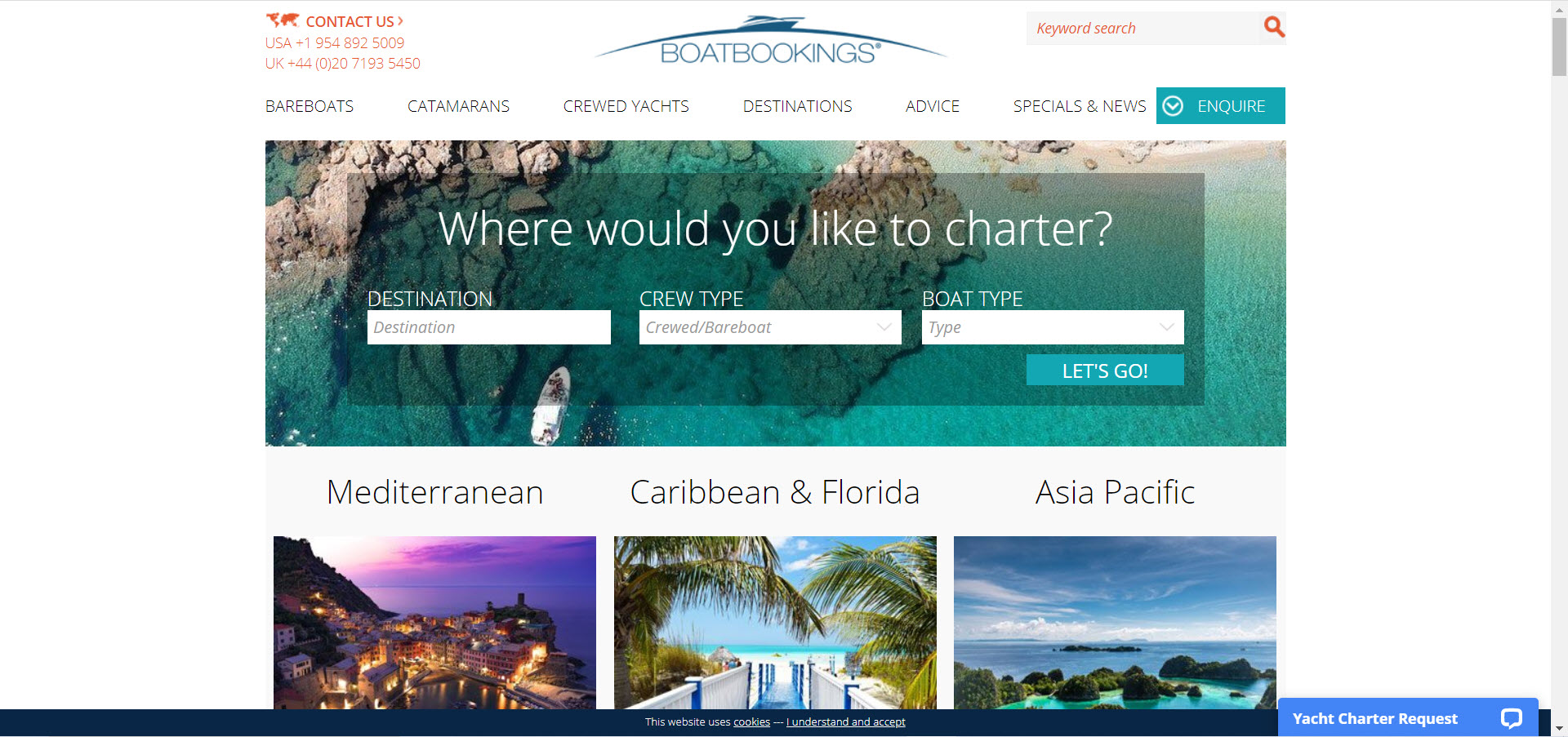 Boat Affiliate Programs - Boat bookings