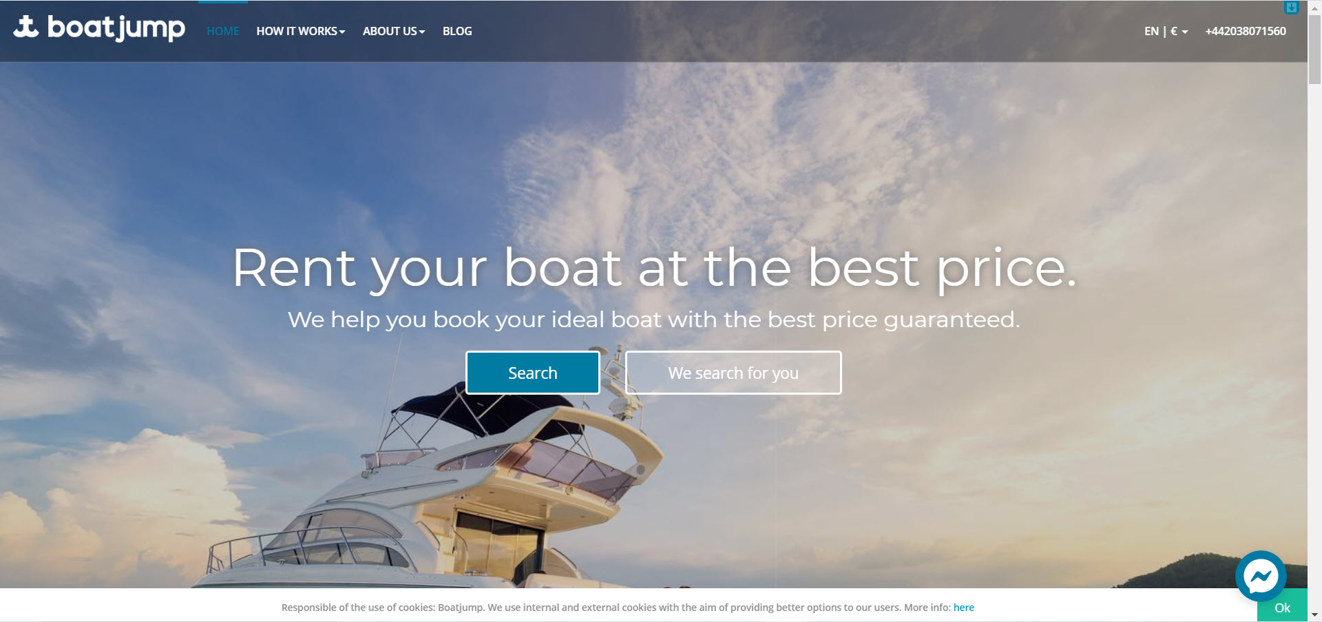 Boat Affiliate Programs - Boatjump