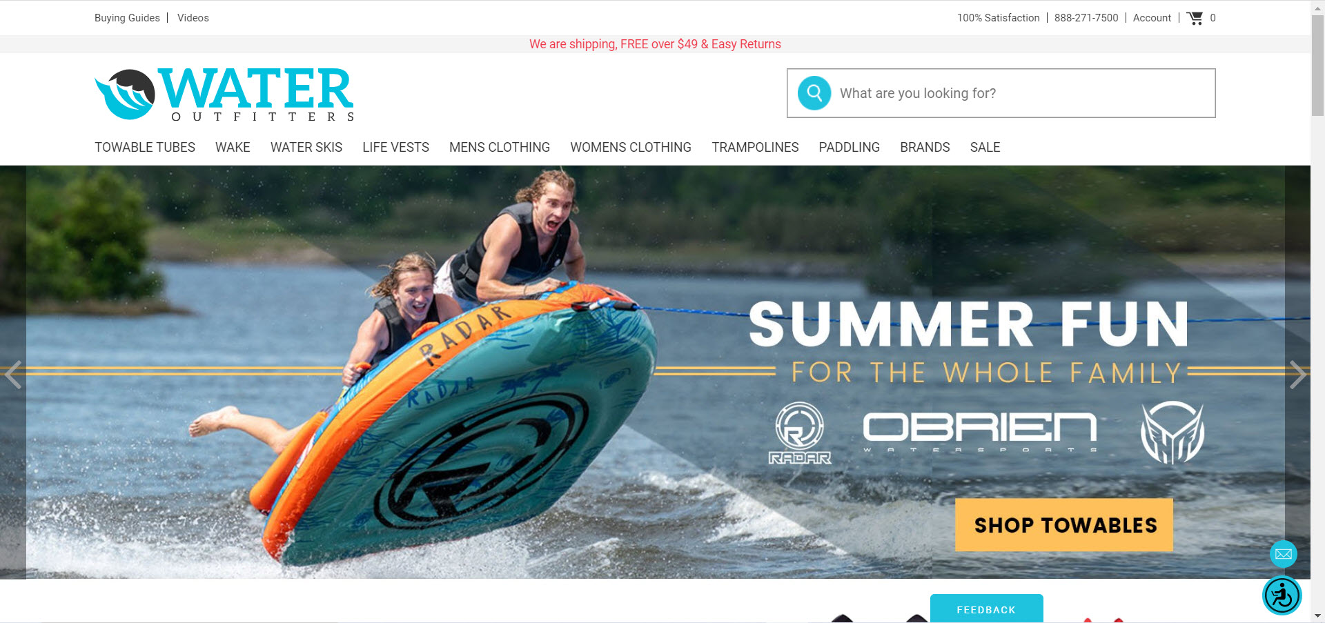Boat Affiliate Programs - Water Outfitters