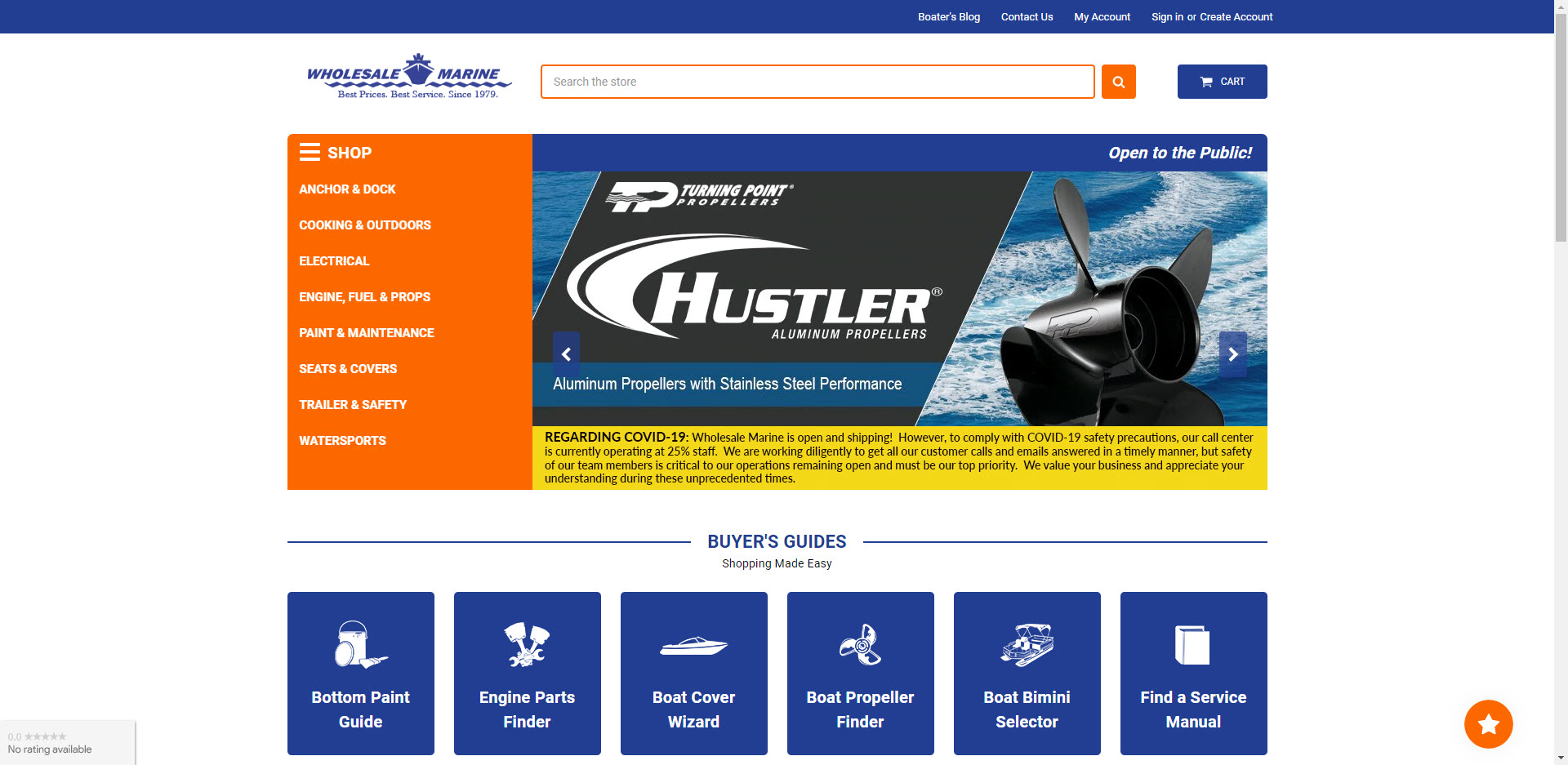 Boat Affiliate Programs - Wholesale Marine