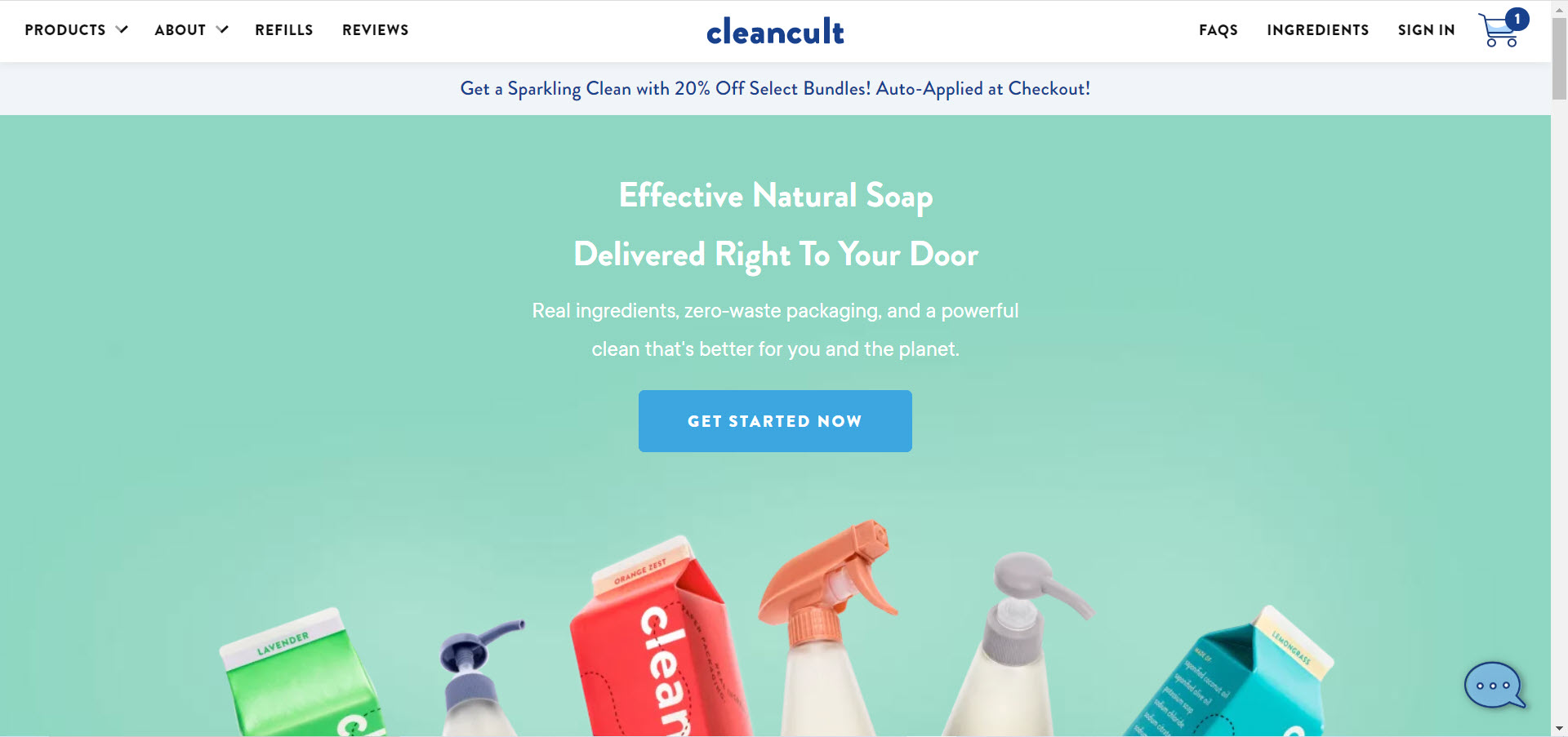 Cleaning Products Affiliate Programs - cleancult