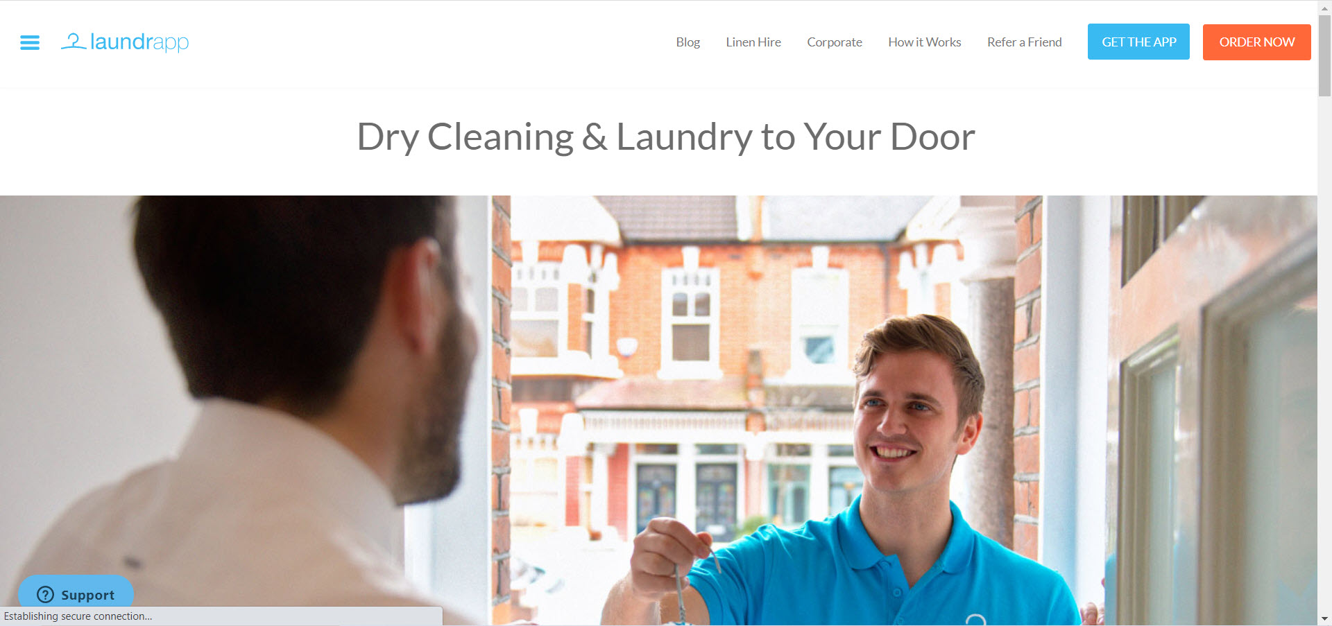 Cleaning Products Affiliate Programs - laundrapp