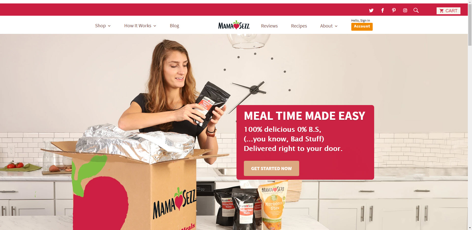 Health Food Affiliate Programs - Mamasezz