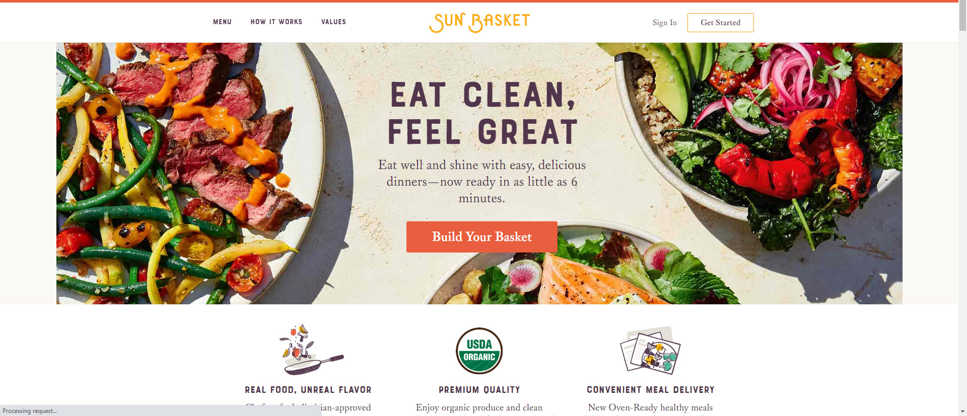 Health Food Affiliate Programs - Sunbasket