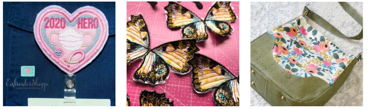 sewing affiliate programs - Sulky stripe