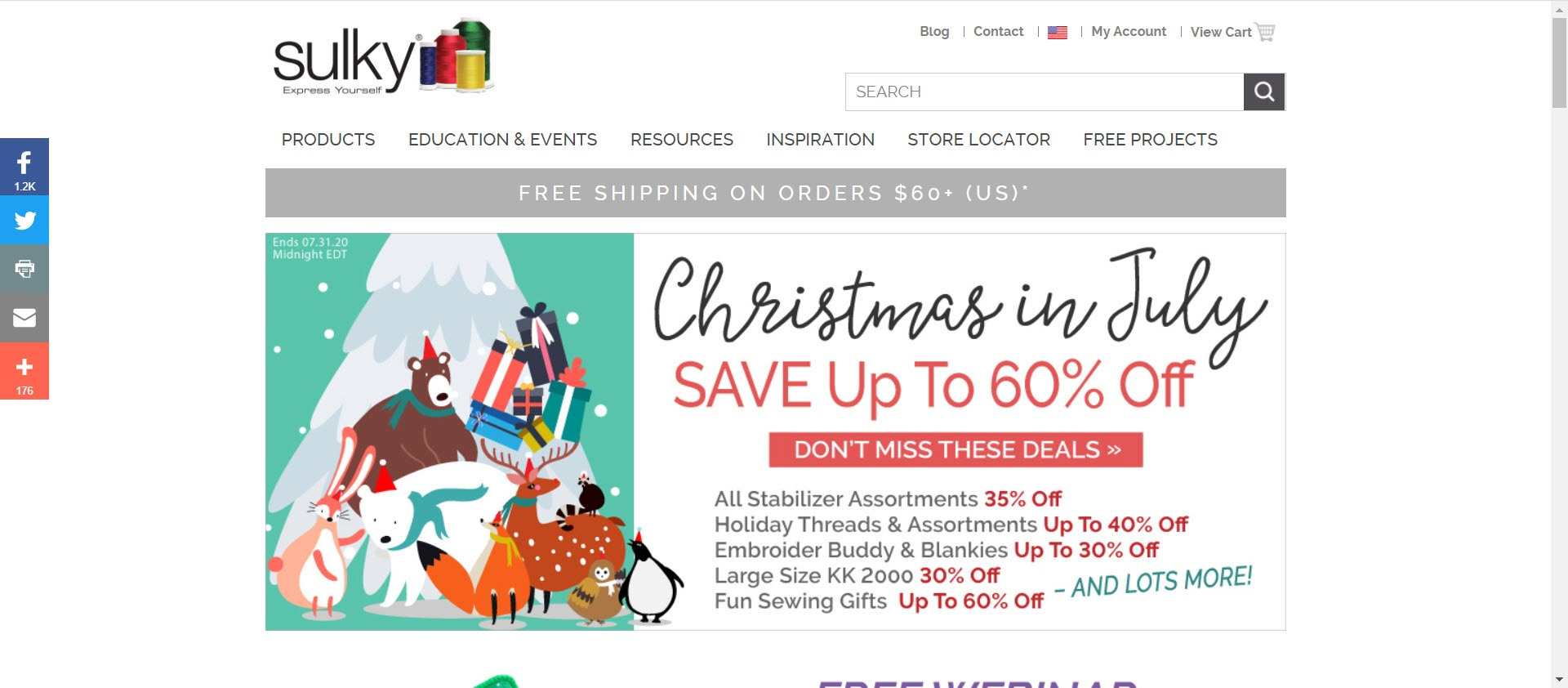 sewing affiliate programs - Sulky