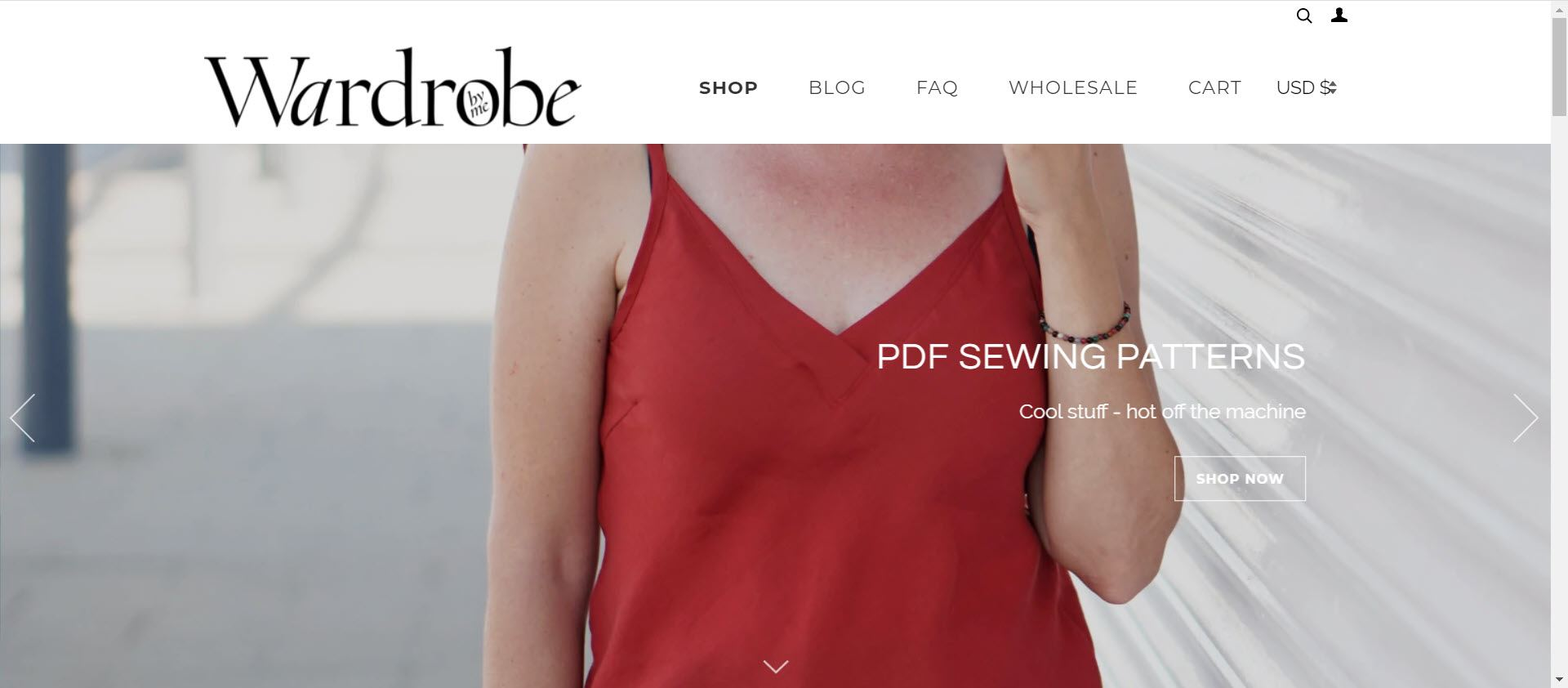 sewing affiliate programs - Wardrobe by Me