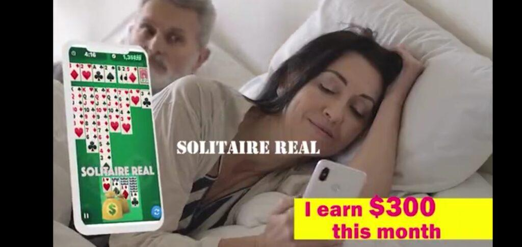 Solitaire Real - $300