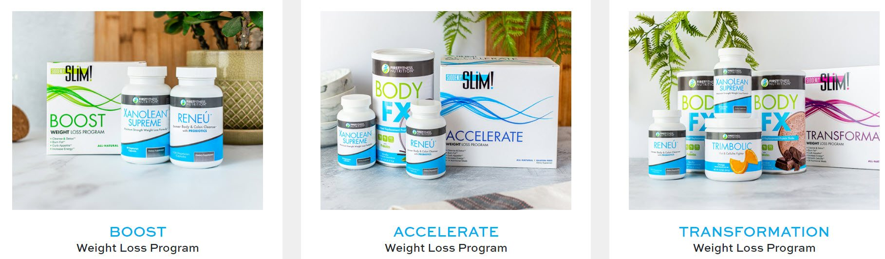 weight loss mlm programs - products