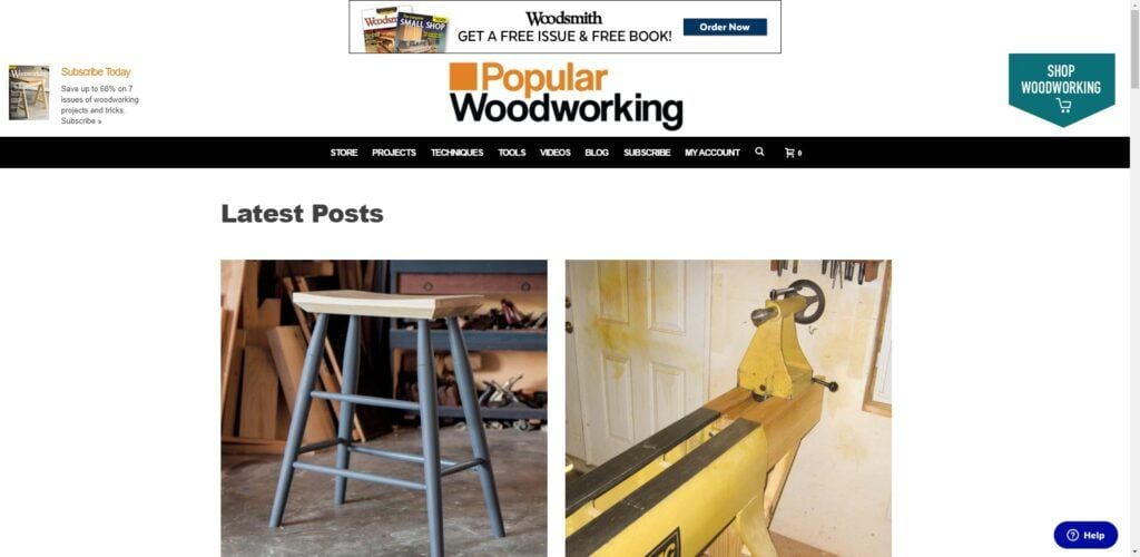 woodworking affiliate programs - popular woodworking
