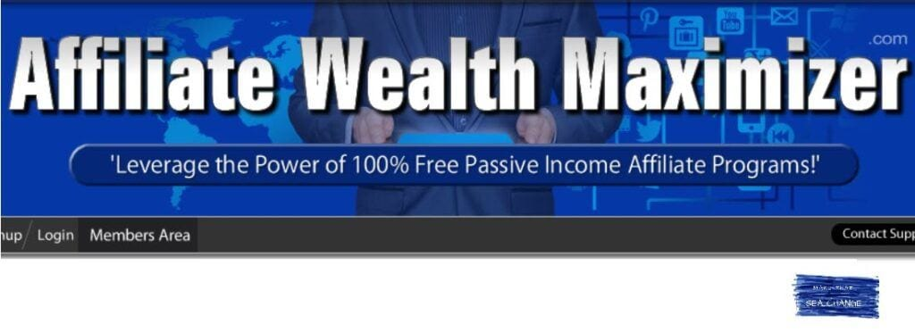 Affiliate Wealth Maximizer - header