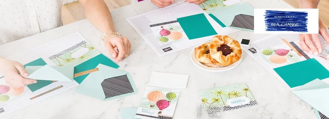 Stampin up MLM Review - Header