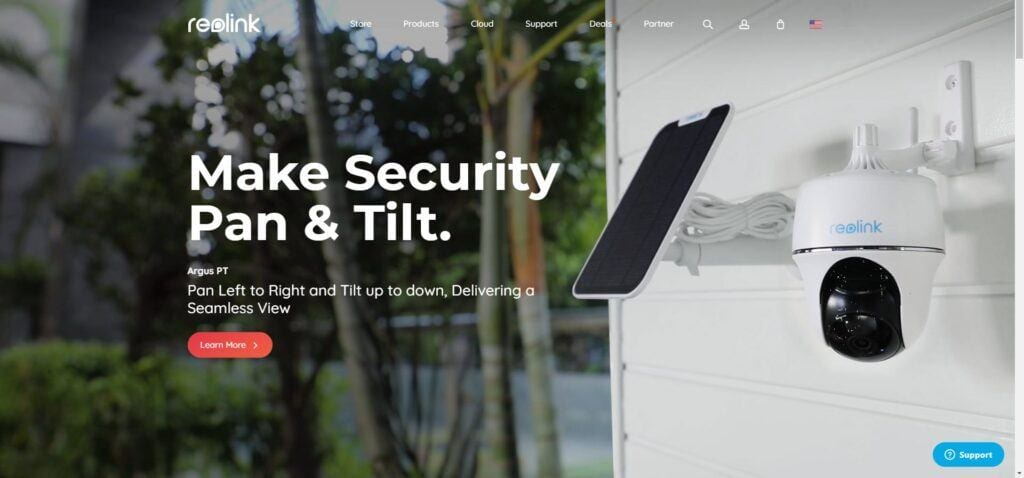 home security affiliate programs - Reolink