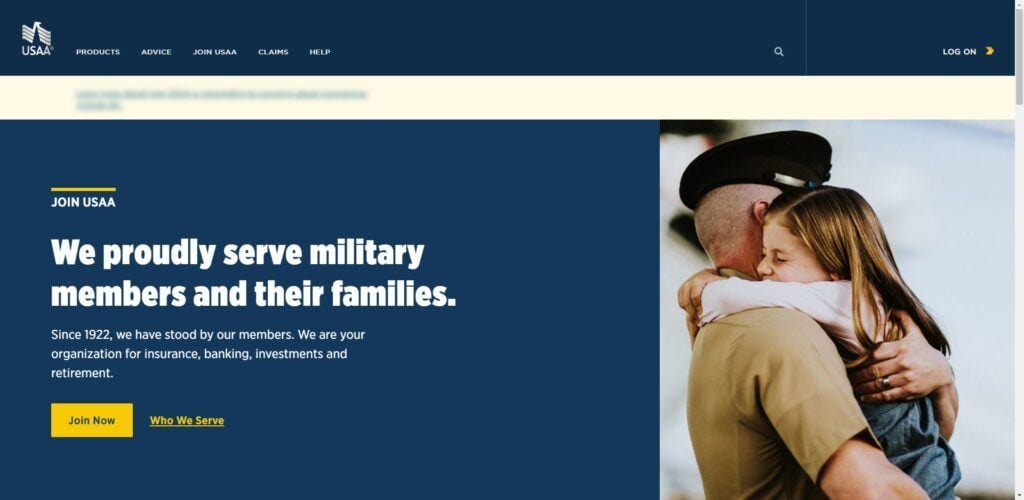 Credit Card affiliate programs - USAA