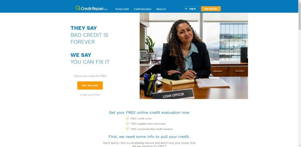 Credit Card affiliate programs - creditrepair