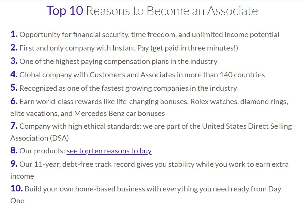 Talk Fusion MLM Review - Ten reasons to join