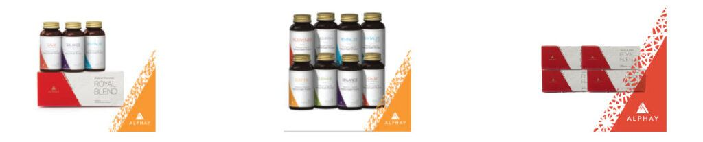 Alphay MLM Review - products