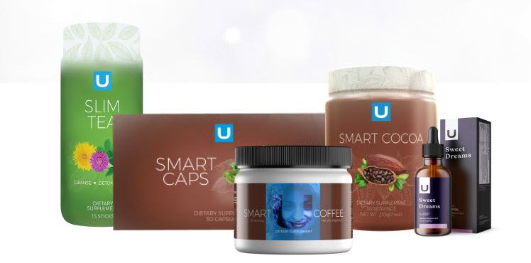 revital U MLM Review - Products
