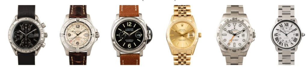 Watch affiliate programs - bobs watches stripe