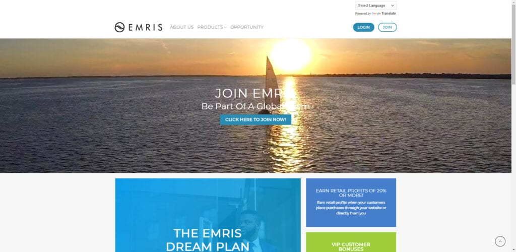 Emris-MLM-Opportunity