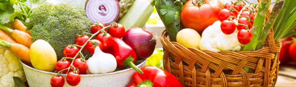 How to sell organic products online - vegetables
