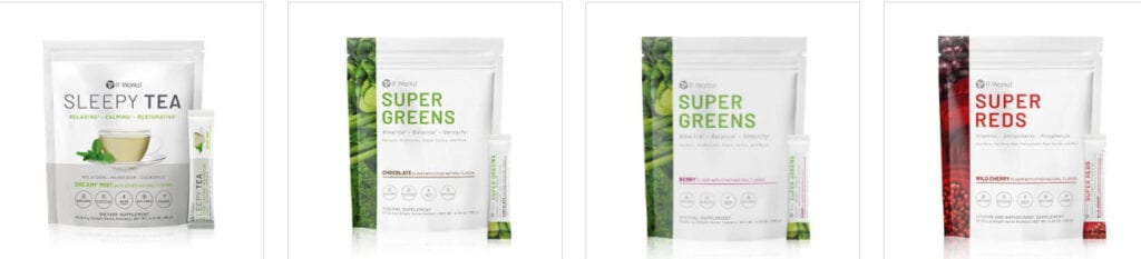 it works mlm review - products 1